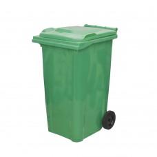 240 Litre Plastik Çöp Konteyneri