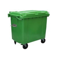770 Litre Plastik Çöp Konteyneri